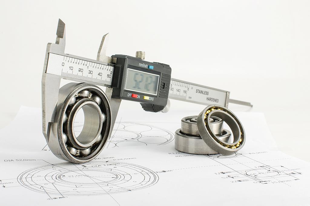 Machine Components Catalog Configurator