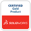 SolidWorks Gold Logo