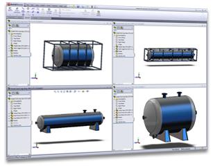 DriveWorks screenshot