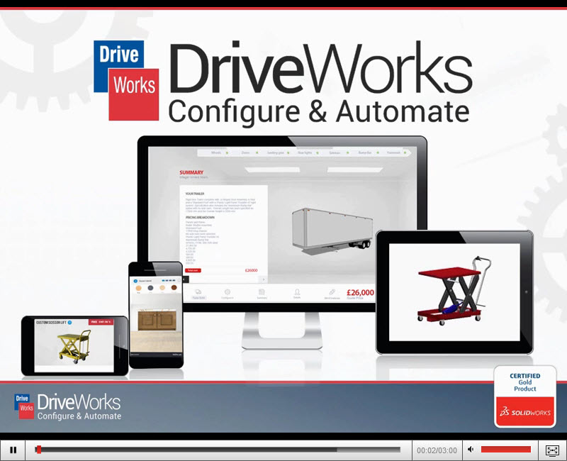 DriveWorks Pro