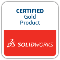 SOLIDWORKS Gold Certified Partner