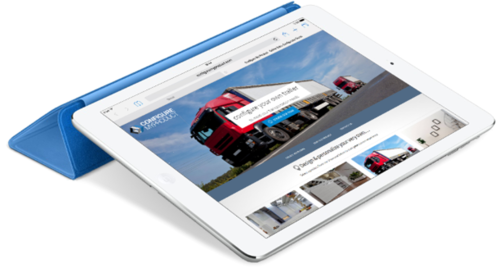 Use DriveWorks on Any Device