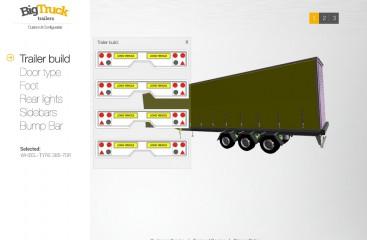 big truck trailers