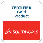 SolidWorks Certified Gold Partner