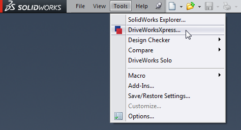 SolidWorks Add In