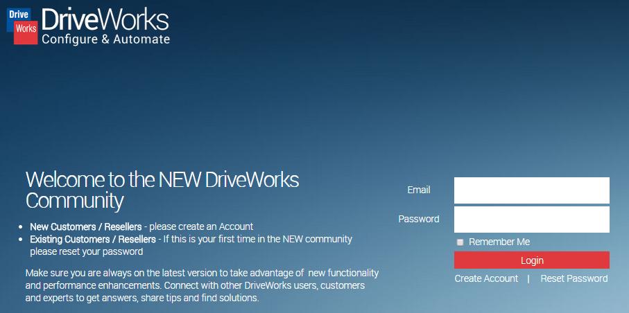 DriveWorks Community