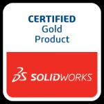 gold partner logo small