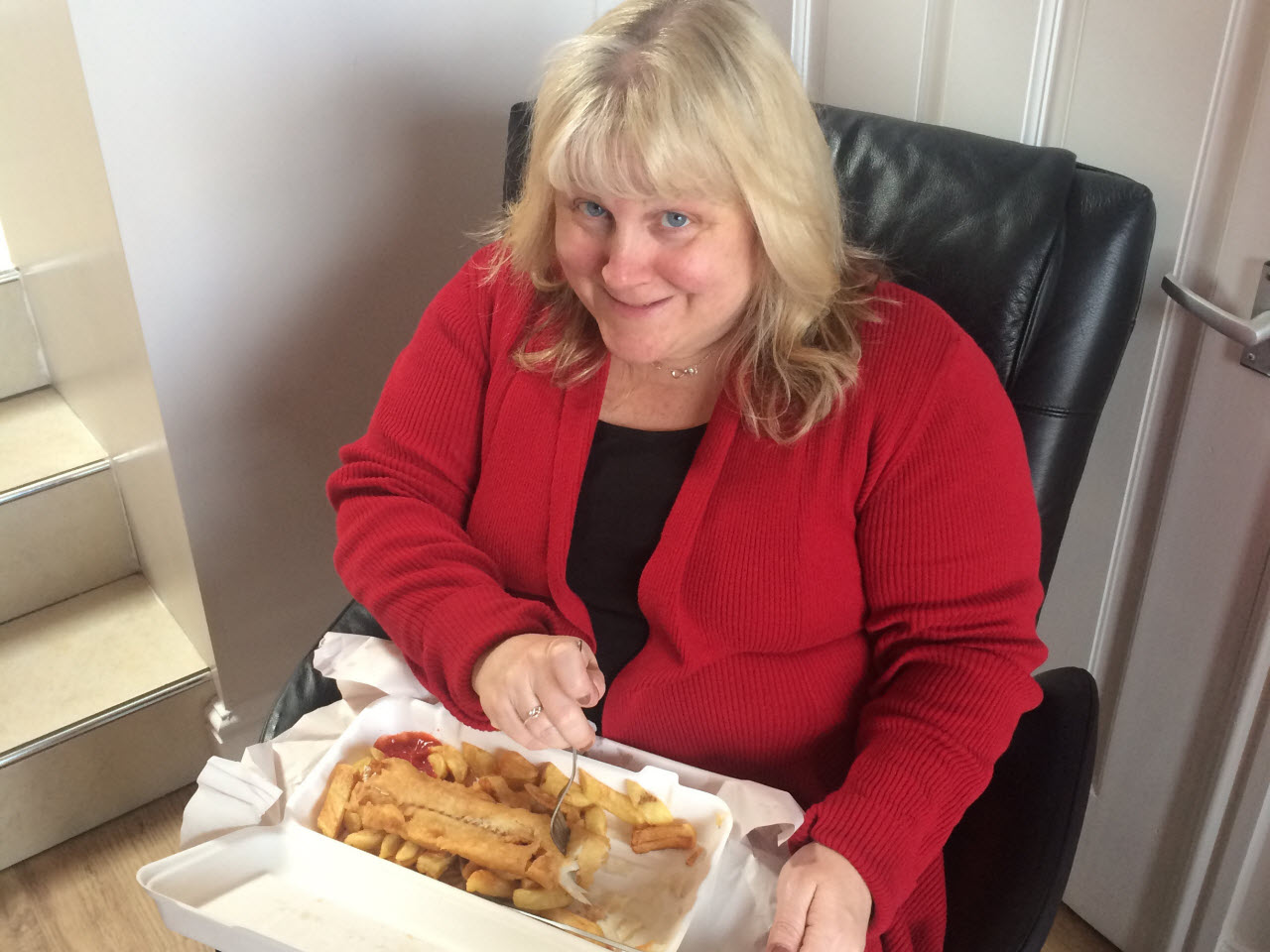 Heather Hasz Fish & Chips