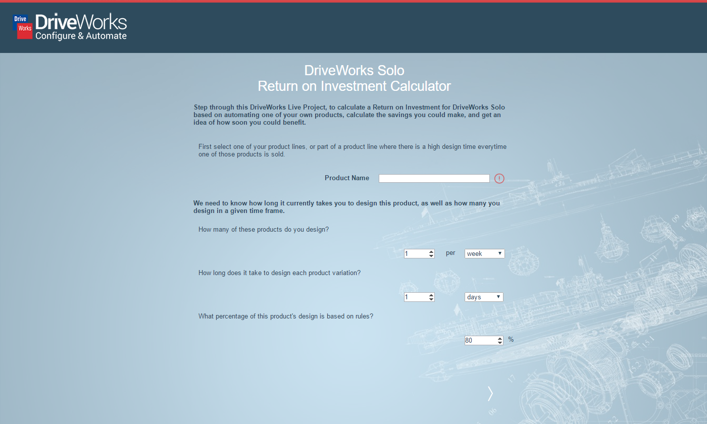 The New DriveWorks ROI Calculator - DriveWorks