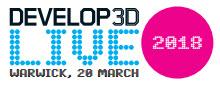 D3D 2018 logo