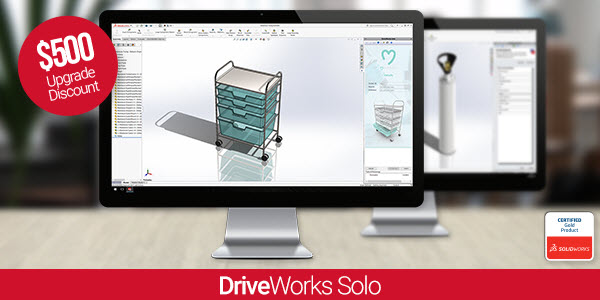 DriveWorksXpress to DriveWorks Solo Upgrade Discount