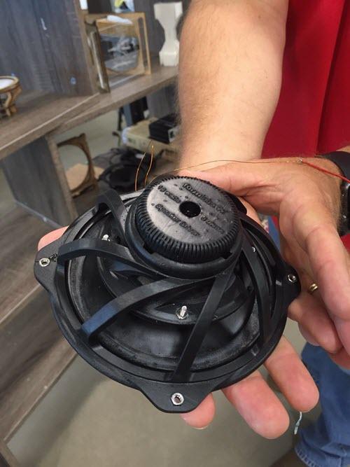 3d printed speaker 2 small
