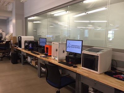 experience lab 3d printers small