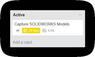 DriveWorks Administrator & Trello 4