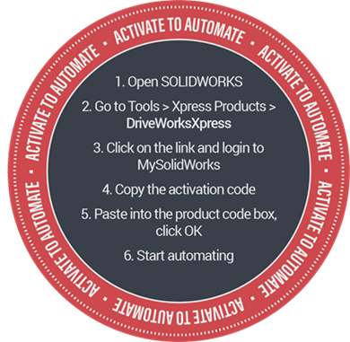 DriveWorksXpress-ActivateToAutomate