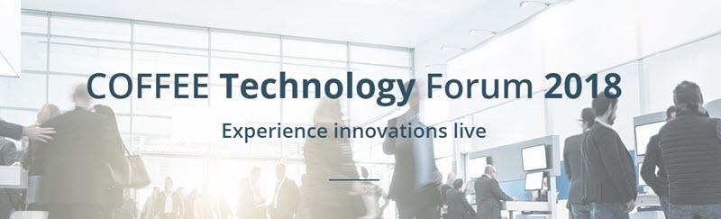 coffee technology forum