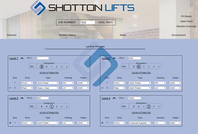 shotton lifts form
