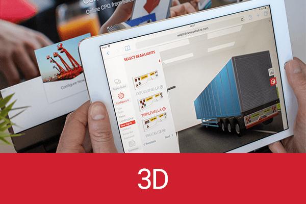 3DTechStack