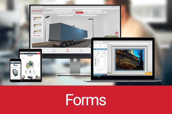 FormsTechStack