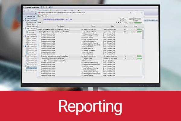 ReportingTechStack