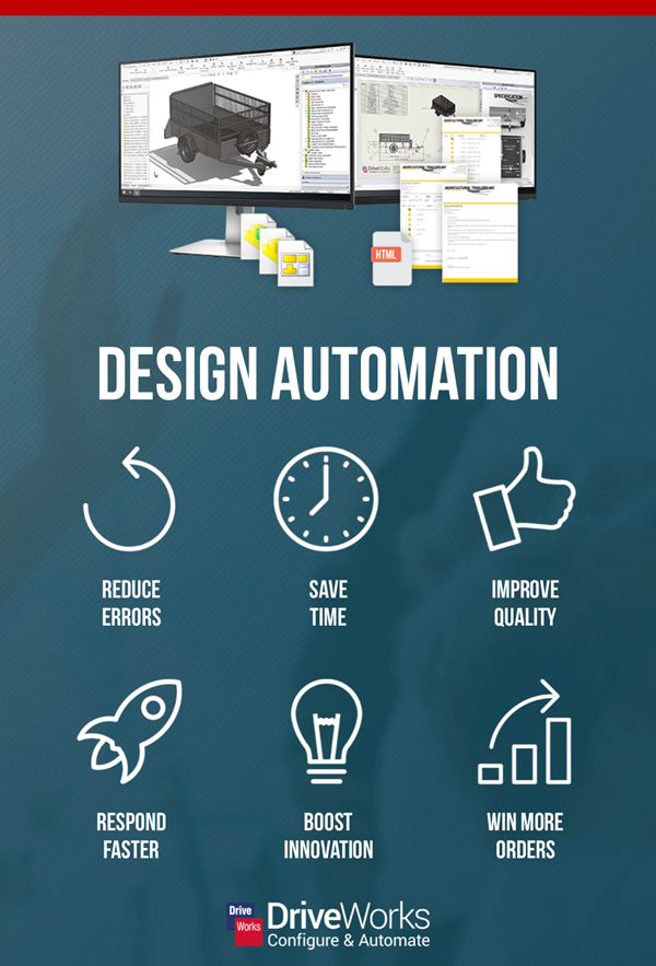 Design Automation at SOLIDWORKS World 2019 - DriveWorks