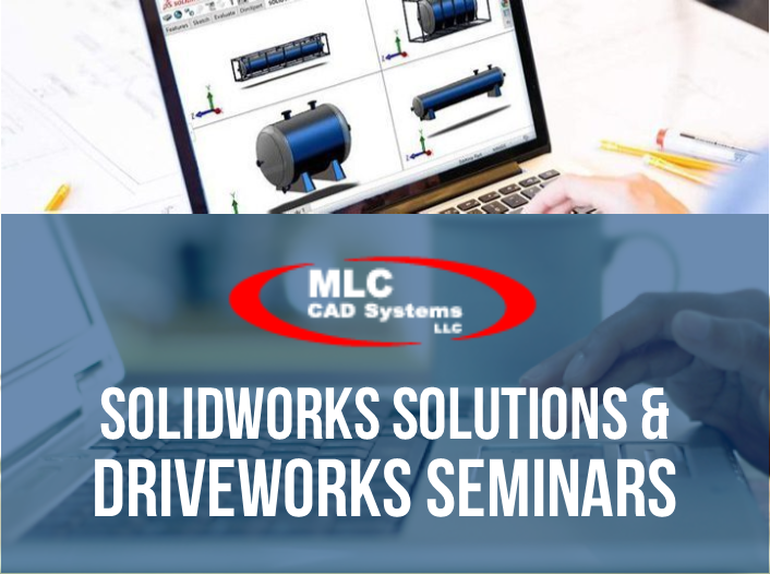 Upcoming August SOLIDWORKS Solutions & DriveWorks Seminar
