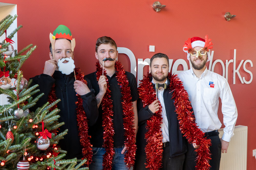 DriveWorks Christmas Countdown - 14 Days To Go - DriveWorks
