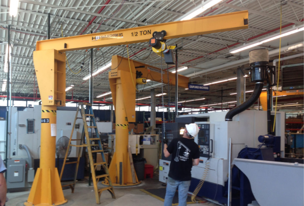HSI Cranes – Scaling Up From DriveWorks Solo to DriveWorks Pro