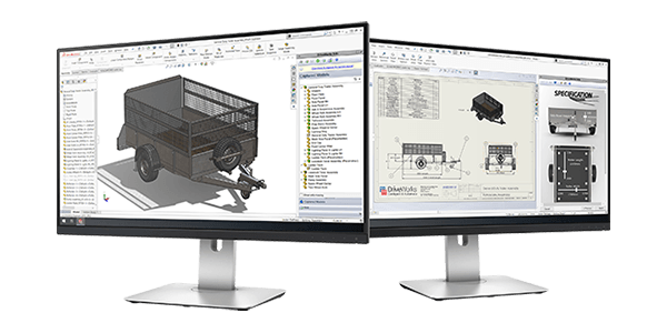 DriveWorks Solo - Powerful SOLIDWORKS® design automation. Download your 30 day free trial of DriveWorks Solo.