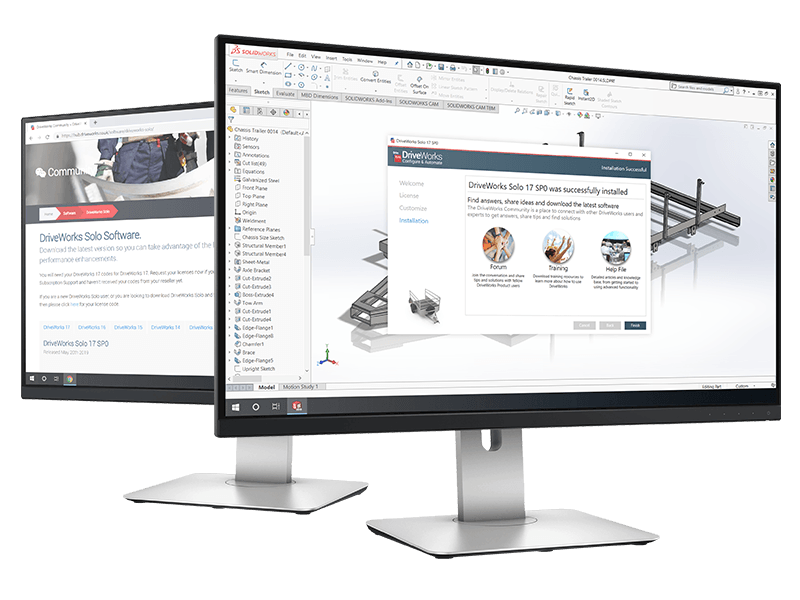 DriveWorks Solo - Design Automation for SolidWorks